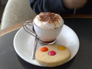 Perth's best babycino