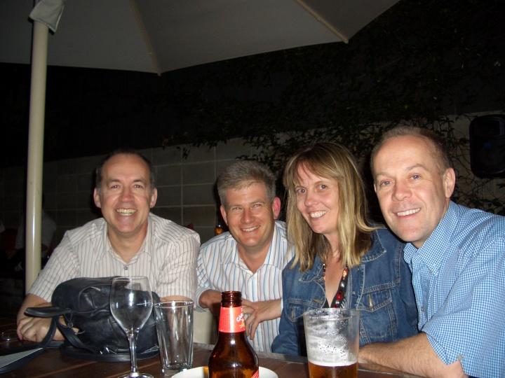 Fate Place mini-reunion Dec 08 Brisbane Hotel Perth