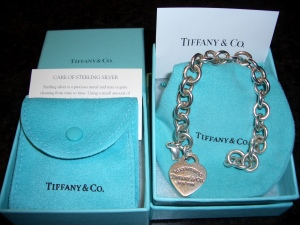 Tiffany & Co the real deal