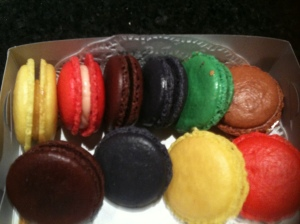 Macaron Madness - macarons from Jean Paul Sancho, Perth