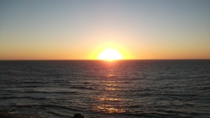 Sunset, Perth, Summer 2010