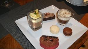 Marina Bay Sands Chocolate Buffet, Singapore - a taste
