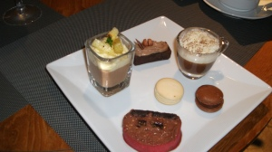 Marina Bay Sands Chocolate Buffet, Singapore - a taste