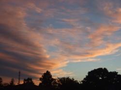 Perth skies