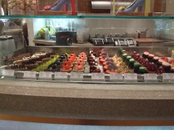 Pastry counter, Jean-Philippe at the Bellagio