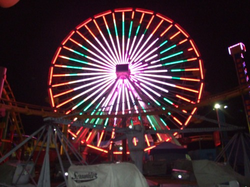 Pacific Wheel, Santa Monica, California